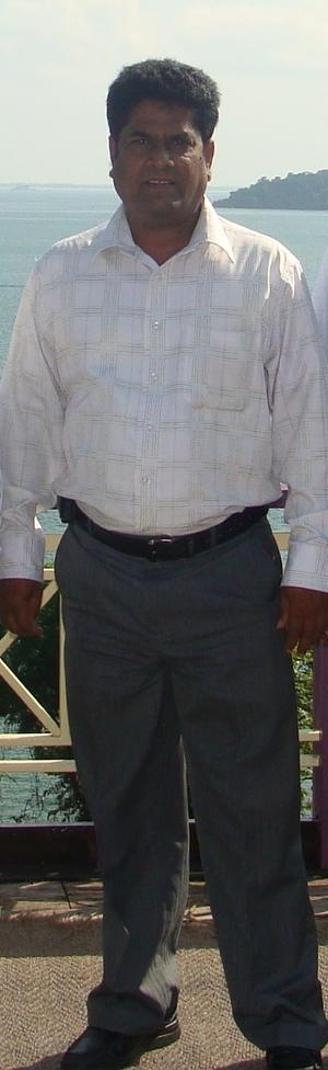 Mr. Yogananthan