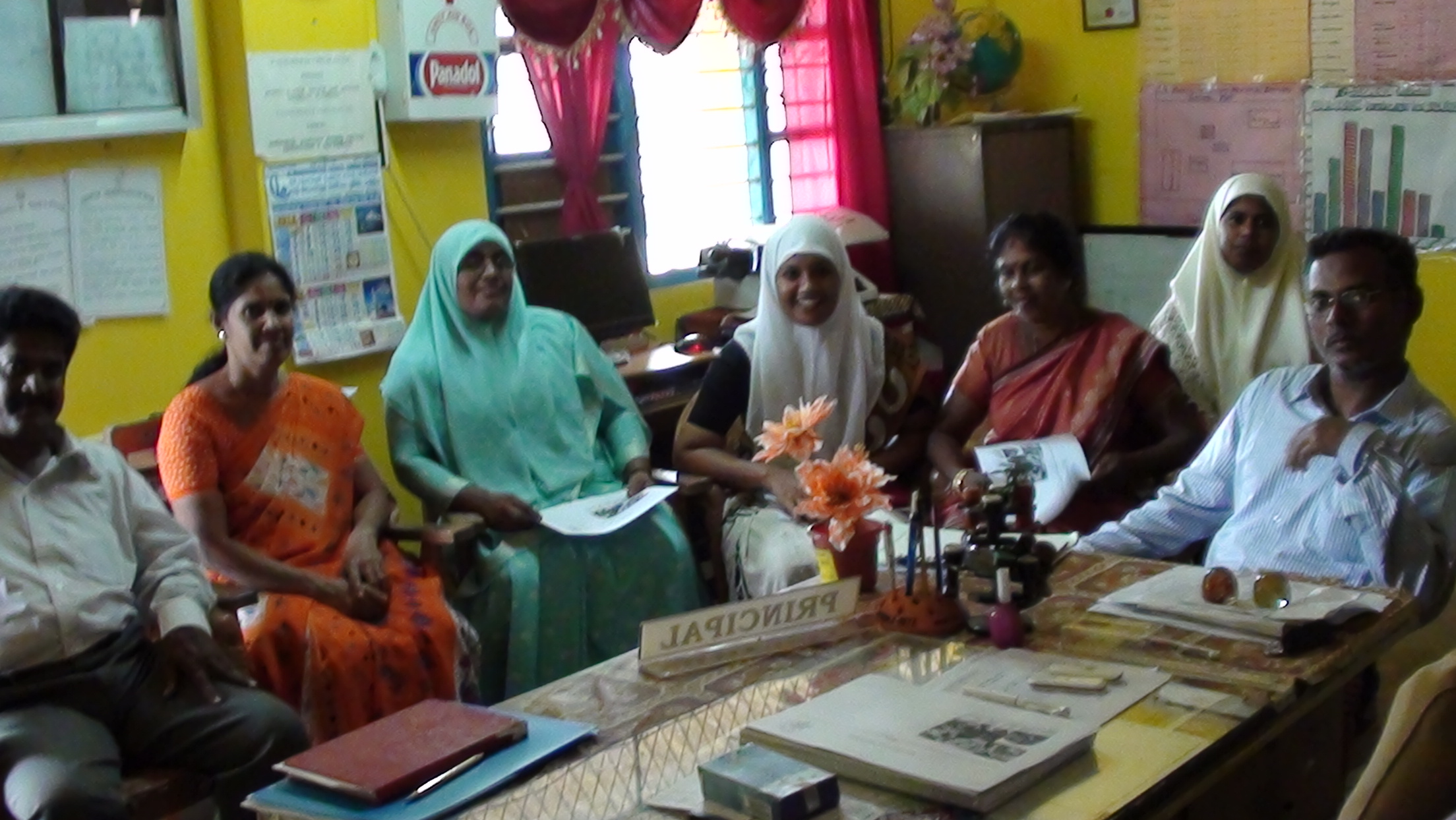 Al-Madina School Staff January 2013