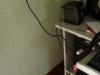 DIY Internet - flag pole plus antenna plus coax to dongle